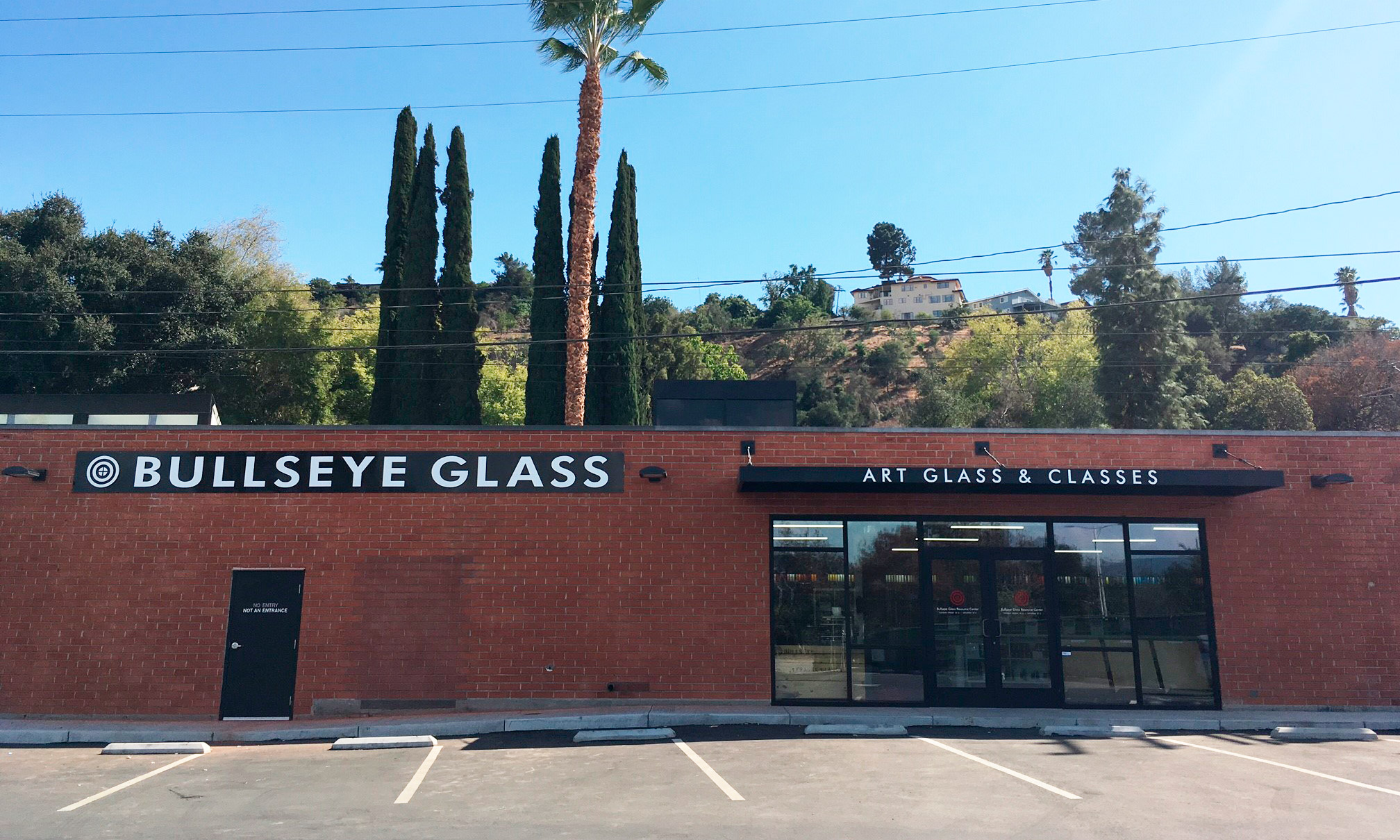 Bullseye Glass Resource Center Los Angeles