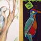 <p>Illustration and glass lay-up from the Moscow zoo mural project.</p>
