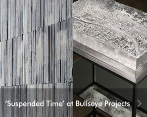 Suspended Time at Bullseye Projects