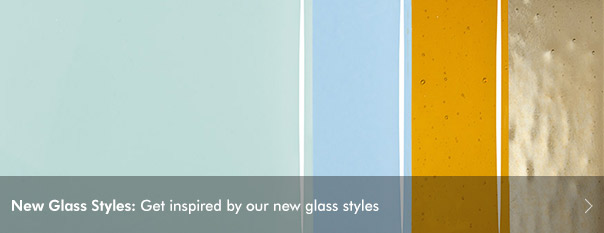 New Glass Styles
