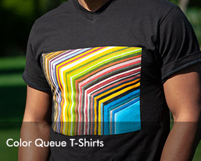Color Queue T-Shirt