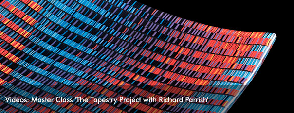 Master Class: Tapestry with Richard Parrish