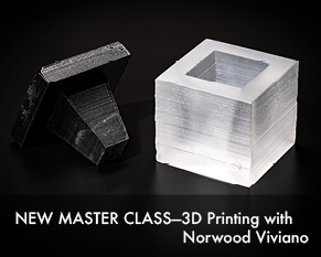 New Master Class with Norwood Viviano
