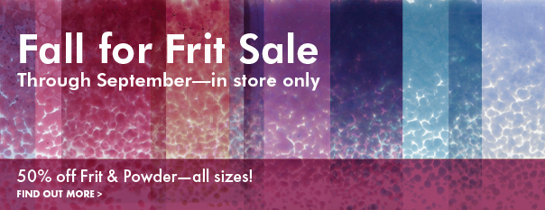 The Fall for Frit Sale