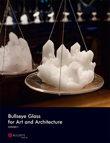 Bullseye Glass for Art and Architecture: Catalog 11