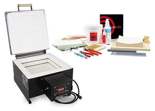 BenchTop-16 Kiln and Kit