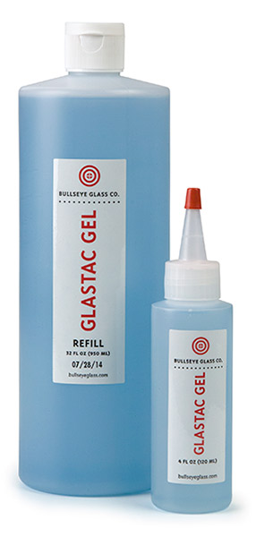 new products glastac gel