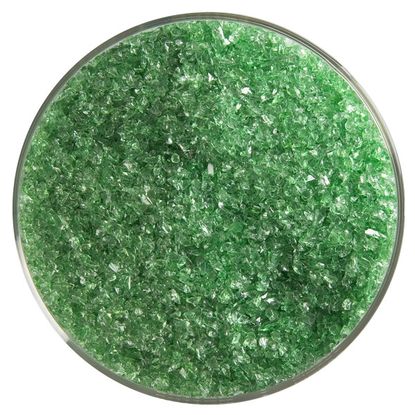 Light Green Transparent Frit 001107-0002-F-xxxx