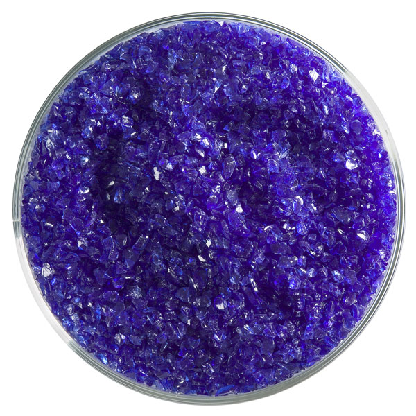 Deep Royal Blue Transparent Frit 001114-0002-F-xxxx
