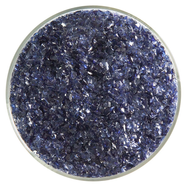 Midnight Blue Transparent Frit 001118-0002-F-xxxx