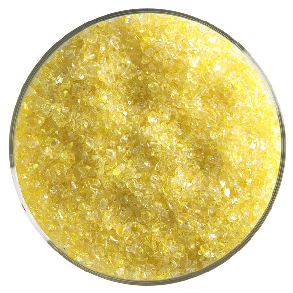 Yellow Transparent Frit 001120-0002-F-xxxx