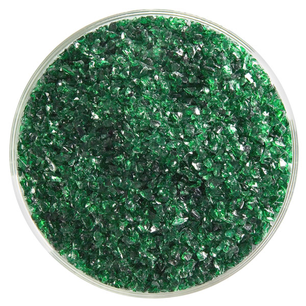 Kelly Green Transparent Frit 001145-0002-F-xxxx