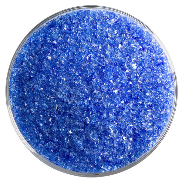 True Blue Transparent Frit 001464-0002-F-xxxx
