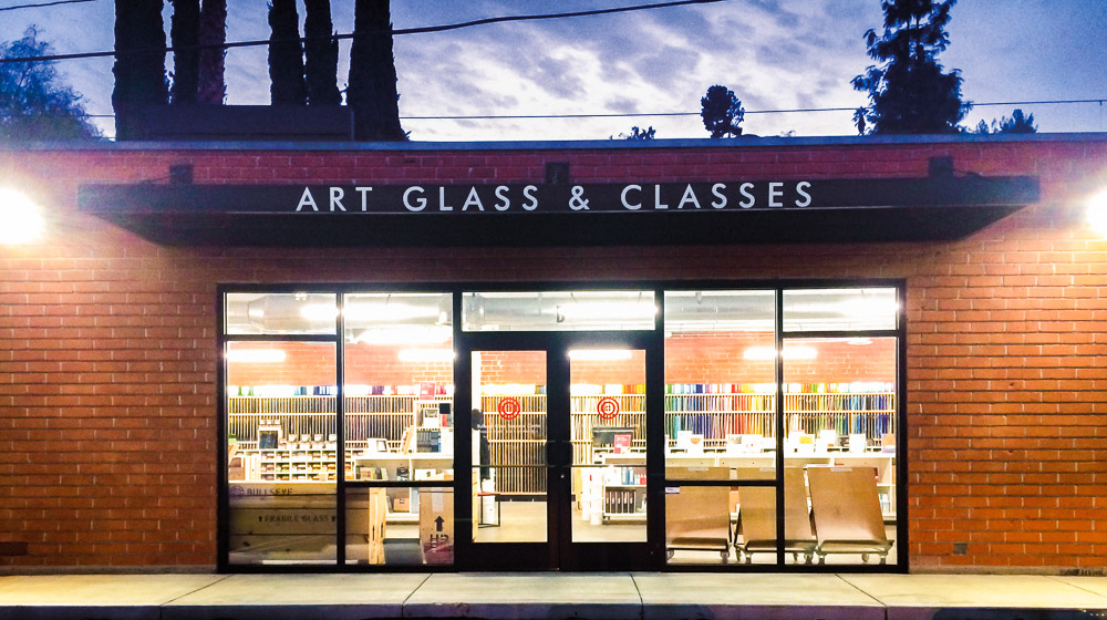 Welcome To Southern Californias Premiere Fused Glass Center