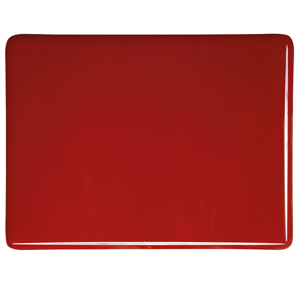 bullseye red opalescent kiln glass 000124-0030-x-xxxx