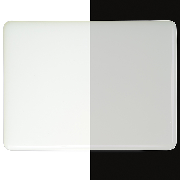 bullseye lacy white opalescent kiln glass 000143-0030-x-xxxx