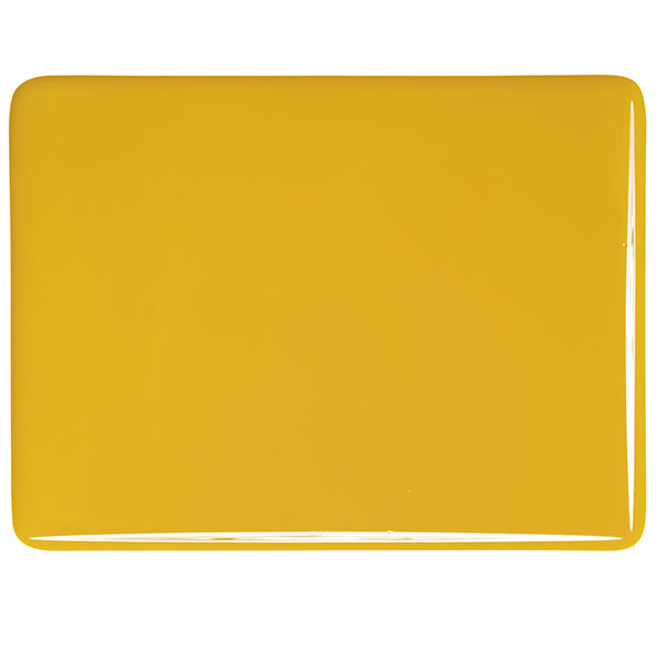 bullseye sunflower yellow opalescent kiln glass 000220-0030-x-xxxx