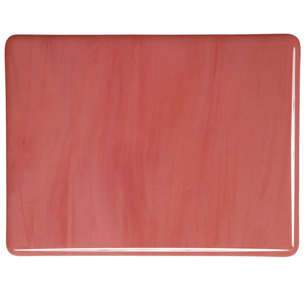 salmon pink opalescent glass gallery bullseye glass products