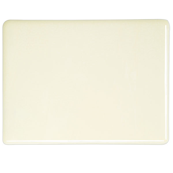 bullseye warm white opalescent kiln glass 000108-0030-x-xxxx