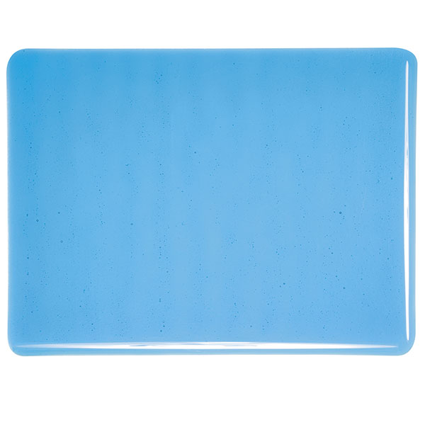 Bullseye Turquoise Blue Transparent Kiln Glass 001116-0030-x-xxxx