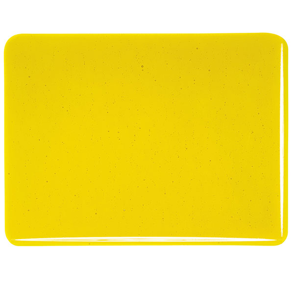 Bullseye Yellow Transparent Kiln Glass 001120-0030-x-xxxx