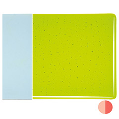 Lemon Lime Green Transparent Sheet Glass 001422-0030-x-xxxx