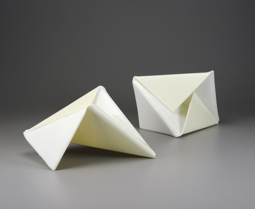 Karen Mahardy folded series from Emerge 2012