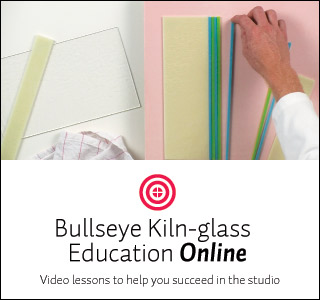 Bullseye Kiln-glass Education Online