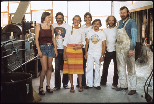 Founders and Friends, circa '75