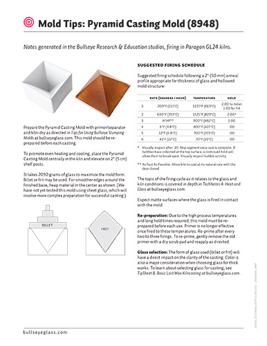 mold_tips_pyramid_casting_mold