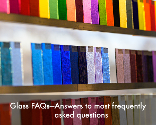 Glass FAQs