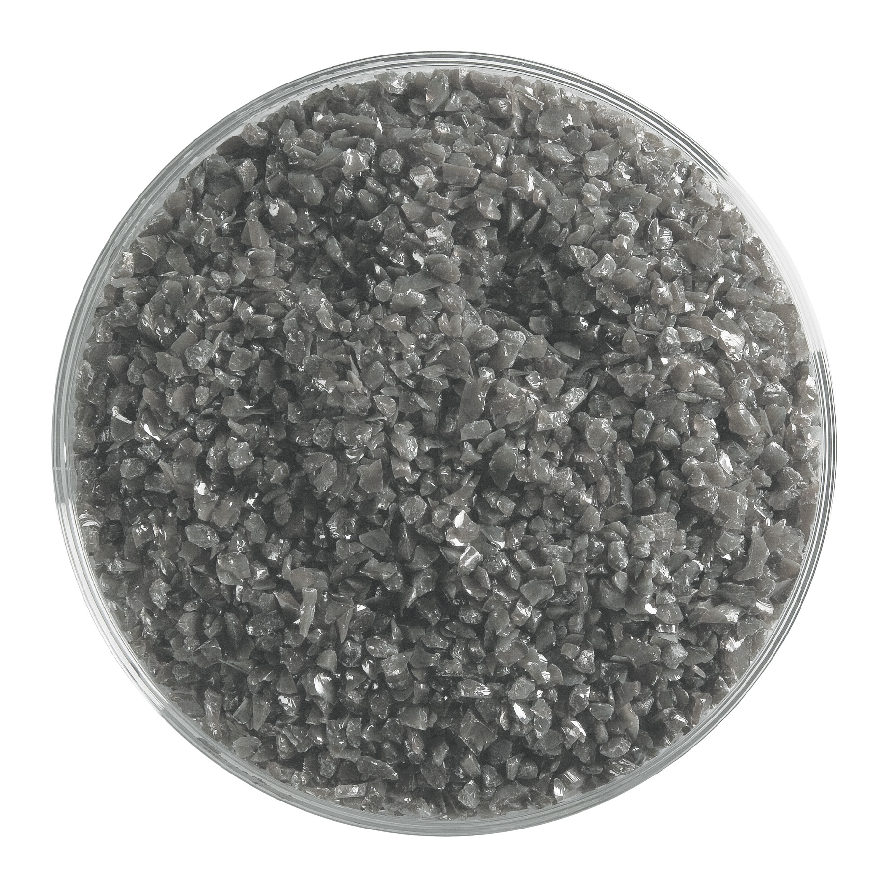 slate gray opalescent frit 000236-0002-F-xxxx