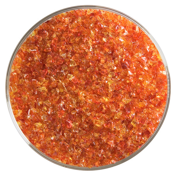 Red Transparent Frit 001122-0002-F-xxxx